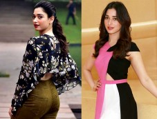 Tamannah Bhatia Was Spotted Wearing Self Portrait And Ritika Bharwani Outfits Photos