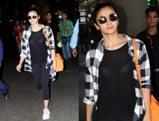 The Cutie Alia Bhatt Snapped At The Airport Photos