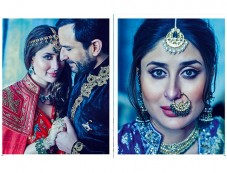 Just How Gorgeous Is Bebo In This Photoshoot For Bazaar Bride India Magazine Photos