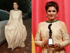 Raveena Tandon At The Event Save The Girl Child Photos