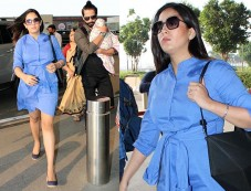 Shahid Kapoor Wife Mira Rajput Style Game Was On Point Photos