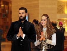 Yuvraj Singh And Hazel Keech's Mehendi Ceremony Is In Full Swing Photos