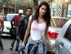 Caught Candid: Disha Patani In Casuals! Photos