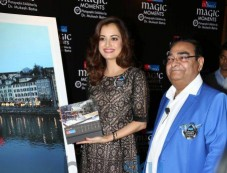 Dia Mirza Inaugurates Dr Batra's Photo Exhibition Photos
