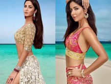 Katrina Kaif On The Cover Of Harper's BAZAAR BRIDE Photos