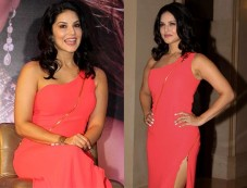 Sunny Leone Launches Her Own Mobile App With Husband Daniel Weber Photos