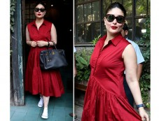 Kareena Kapoor Looks Gorgeous As She Catches Up With Her Friends Over Lunch Photos