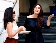 Kareena Kapoor In Ankita Choksey Outfit Photos