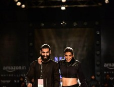 Designer Abhishek Show Nought One Fashion Show At AIFW 2017 Photos