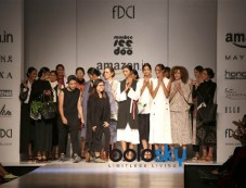 Designer Munkee See Munkee Doo Show At AIFW 2017 Photos