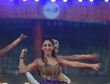 Yami Gautam Performs At IPL Match Ceremony In New Delhi Photos