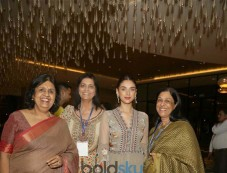 Aditi Rao Hydari At Women Economic Forum In New Delhi Photos