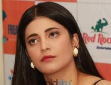 Shruti Haasan Promote Behen Hogi Teri Movie In New Delhi Photos