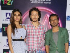 Munna Michael Movie Promotion In New Delhi Photos