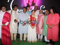 Actor-Danseuse Archana Joglekar,Jackie Shroff & Others At The Guru Wandana Event Photos