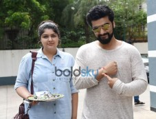 Arjun Kapoor On Occasion Of Rakhi. Photos