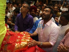 Celebs Celebrate First Day Ganesh Chaturthi Photos