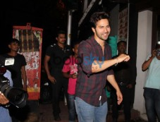 Celebs Spotted At Bandra. Photos