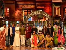 Film Lucknow Central Promoton On The Set Of Drama Company With Star Cast Of The Film Photos