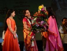 Hema Malini Esha Deol Album Launch Photos