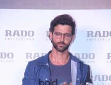 Hrithik Roshan For Rado Watches Photos
