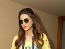 Kriti Sanon and Ayushman Khurana Promote Bareliey Ke Barfi Delhi. Photos