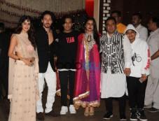 Mukesh Ambanis Ganpati celebrations Photos