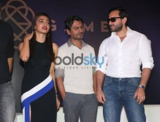 Radhika Apte Joins Saif Ali Khan And Nawazuddin  Siddiqui For Netflix's Web Series Photos