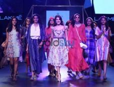 Rhea Chakraborty At Lakme Week Photos