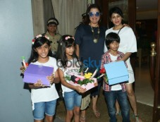 Sajid Nadiadwala Son Sufyan Birthday Bash Photos