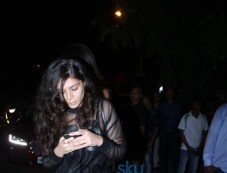 Shahrukh Khan And Other Celebs At Rohini Iyer Birthday Bash. Photos