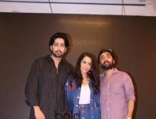 Shraddha Kapoor,Siddhanth Kapoor, Ankur Bhatia Launch 'Haseena Parkar' Song 'Tere Bina' Photos