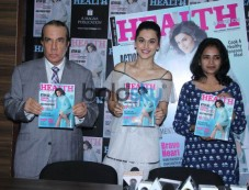Taapsee At Health Nutrition Launch. Photos