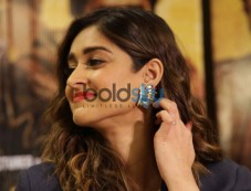 The Cast Of Baadshaho At A Press Meet In New Delhi Photos