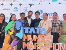 The Mumbai Marathon 2018 Photos