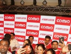 Yami Gautam Mobile Launch Delhi Photos