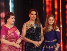 21st Globoil India Awards 2017 With Bipasha Basu & Sunny Leone Photos