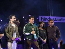 Akshay Kumar At HT GIFA Event In New Delhi Photos