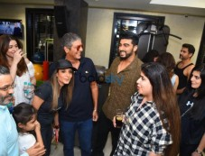 Arjun Kapoor At Launch Of Gym FIT By Ravissant , In New Delhi Photos