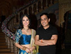 Balaji Creators Shoots With Sunny Leone In Their Next Commercial For Dholpur Fresh Desi Ghee Photos