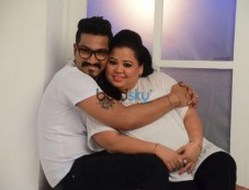 Bharti Singh And Harsh Limbachiyaa Pre Wedding Shoot Photos