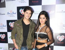 Celebs Grace At Fitzupp In Mumbai Photos