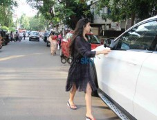 Celebs Spotted At Bandra Photos