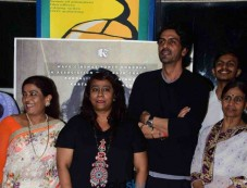 Daddy Screening For Arun Gawli Family With Arjun Rampal Photos