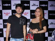 DJ Akhtar & DJ Hardik's Electrifying Gig At 1Above Photos