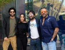 Haseena Parkar Movie Promotion Photos