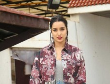 Haseena Parkar Promotion At Sun & Sand Photos