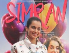 Kangana Ranaut At Simran Movie Song Launch Photos