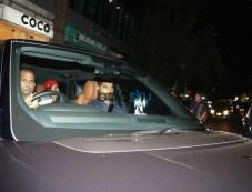 Mira Rajput Kapoor,Chitrangada Singh,Ranbir Kapoor And Jaya Bachchan Spotted At Bandra Photos