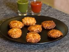 Navratri Special Recipes: Sabudana Tikki Photos